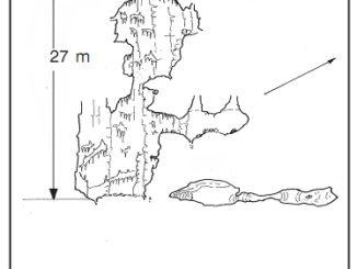 Grotta sul Piccolo Lanaro